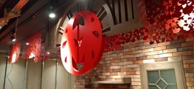 微風台北車站-台南林百貨 是內招牌工程 (7)